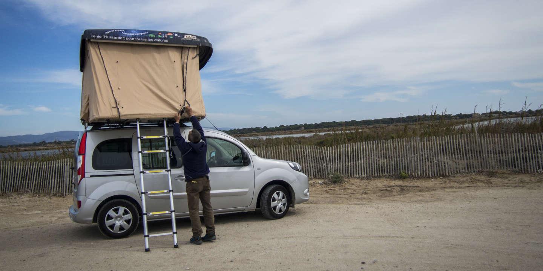 https www lemonde fr m voyage article 2015 10 14 cette tente grimpe sur le toit des voitures 4789185 4497613 html