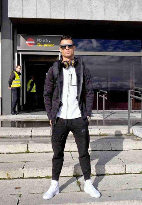 Le Grand Dfil De Cristiano Ronaldo
