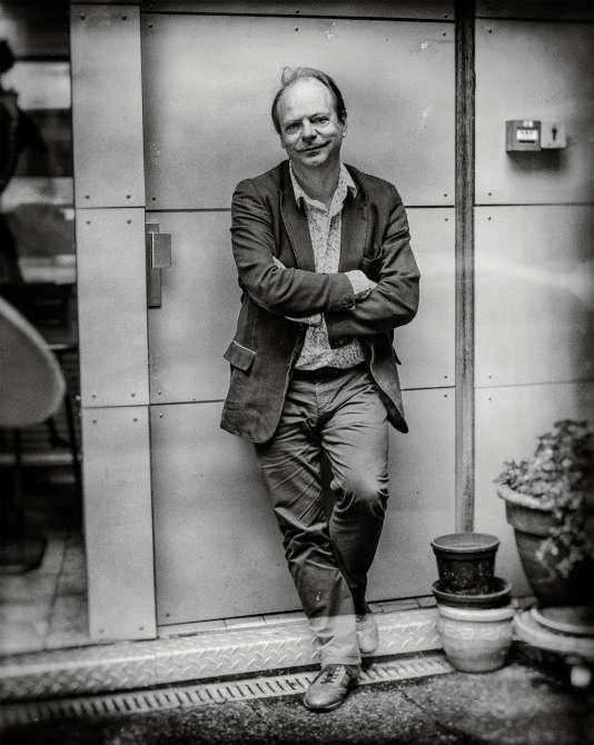 Patrick Boucheron, le 20 mai, à Toulouse.