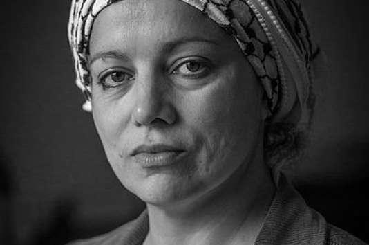 Houria Bouteldja, porte-parole du Parti des indigènes de la République, auteure de « Les Blancs, les Juifs et nous» (La Fabrique).