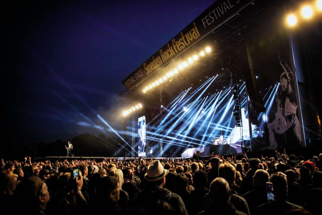 Lors du Sweden rock, qui a lieu début juin, la police a enregistré cette année une plainte pour tentative de viol et quatre pour agression sexuelle.