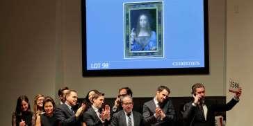 """« Avec le """"Salvator Mundi"""", la valeur de l'œuvre tiendrait au fait que Léonard de Vinci y a touché. Ou pas»"""