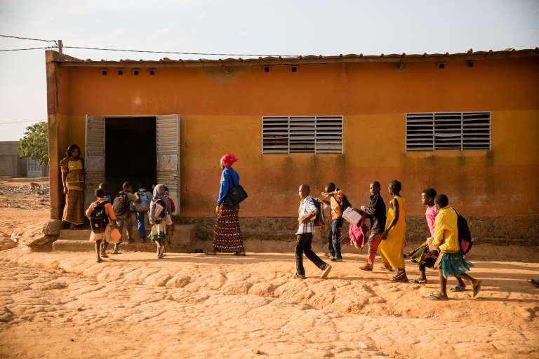 L'école Kua C de Bobo-Dioulasso.