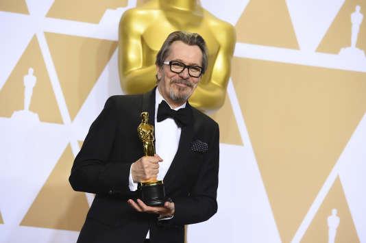 Gary Oldman, Oscar du meilleur acteur.