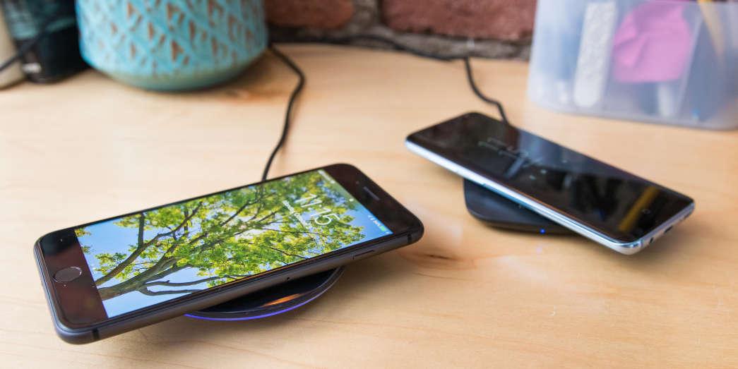 Les Meubles Ikea Rechargent Ton Smartphone Sans Fil