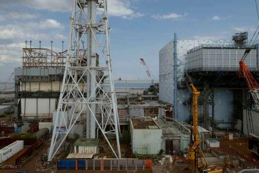 Sept ans après la catastrophe, le réacteur 1 de la centrale est toujours éventré.
