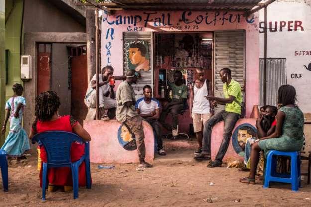 A Mbour, au Sénégal, le 3 novembre 2017.