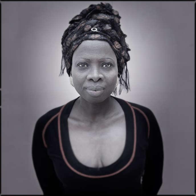 Mariètou Mbaye, romancière francophone sénégalaise, plus connue sous son nom de plume,Ken Bugul.