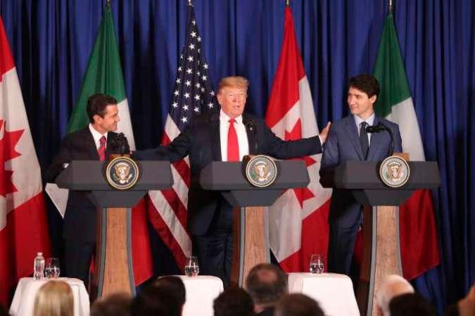 Les Etats-Unis, le Mexique et le Canada avait signé ce nouvel accord de libre-échange en novembre 2018.