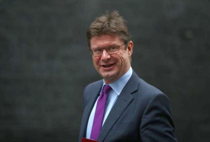 Greg Clark, le ministre des entreprises, à Londres, le 18 décembre 2018.