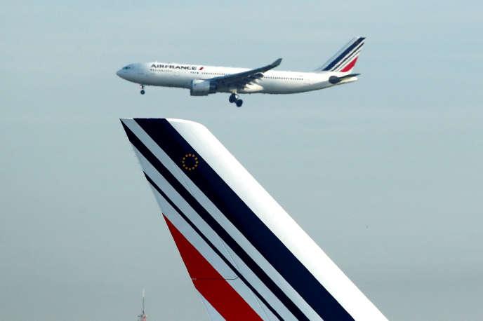 Pariser Departement Charles-de-Gaulle, ein Abfahrtsort für ein Terminal am 2037.