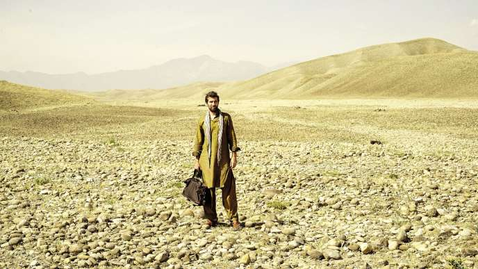 "Actor Sam Smith (left) and director Benjamin Gilmour shot ""Jirga"" with local amateur actors in one of the most dangerous countries in the world."