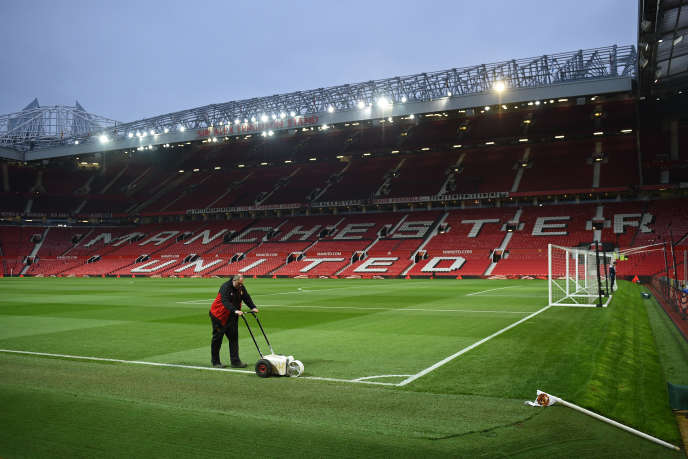 At Old Trafford, January 5th.