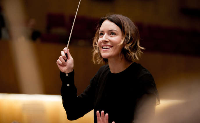 Conductor Alondra de la Parra will perform at the Easter Festival in Aix-en-Provence (Bouches-du-Rhône), which runs until 28 April.