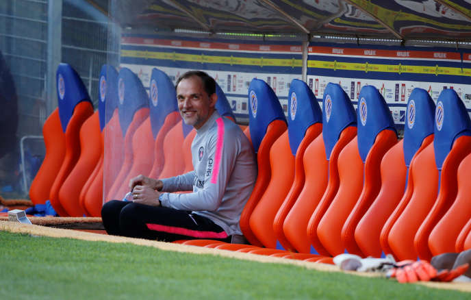 Thomas Tuchel will coach PSG until the end of 2021.