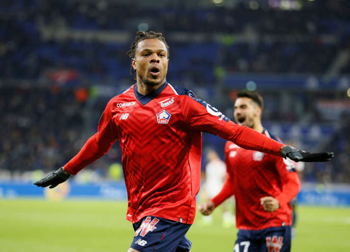 in Lille, a spring synonymous with rebirth for striker Loïc Rémy