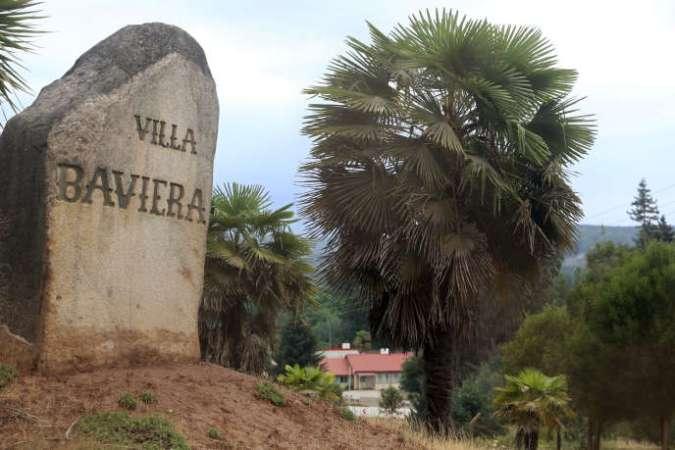 La «Villa Bavaria», ancienne «Colonia Dignidad», près de Parral, Chili, le 7janvier2016.