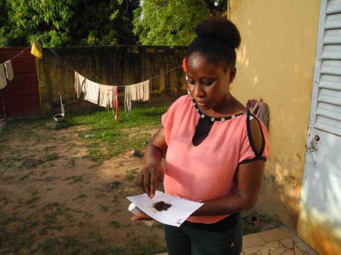 Ngima Coly, sage-femme à Sédhiou, s'inquiète des effets du «tabac» sur la santé des femmes.