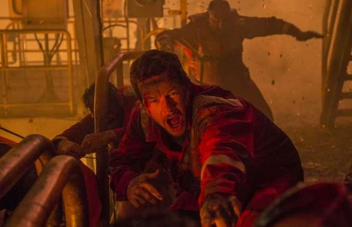 Mike Williams (Mark Wahlberg) dans