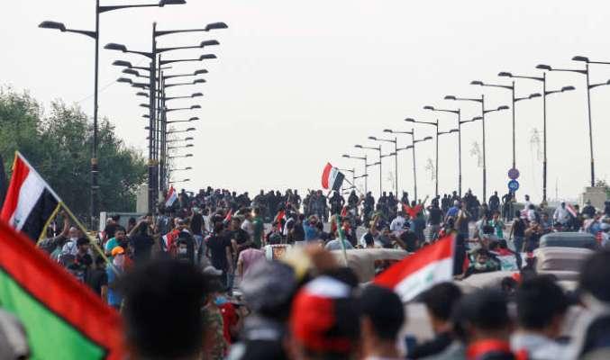 En Irak, de nouvelles manifestations sanglantes contre le gouvernement