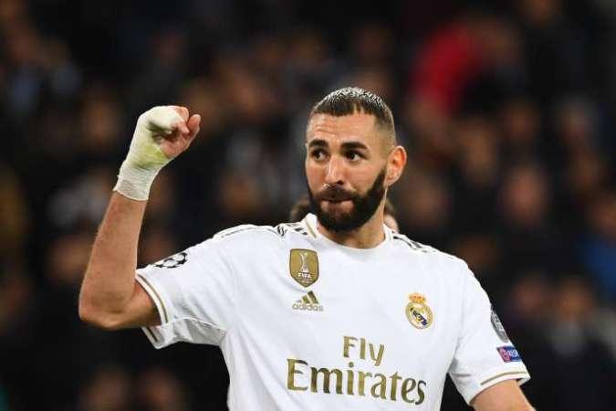 Cette saison, Karim Benzema est impliqué sur la moitié des buts du Real Madrid.