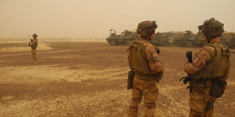 L'armée française annonce avoir tué plus de 50 jihadistes près — Mali