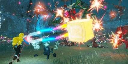 Test : « Hyrule Warriors : l'Ere du Fléau » : un faux Zelda, de vraies  bonnes bagarres sur Switch