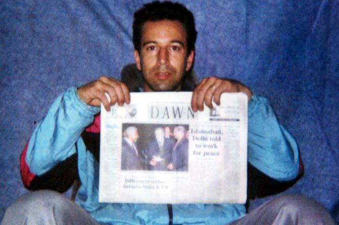 Daniel Pearl, 38 ans, correspondant du quotidien américain «The Wall Street Journal», avait disparu le 23 janvier 2002 à Karachi, où il s'apprêtait à rencontrer un chef islamiste.