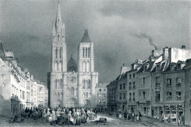 le chantier de la basilique de Saint-Denis réduit ses ambitions