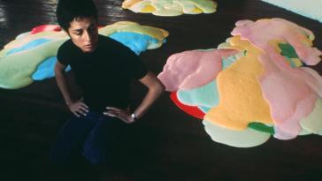 Au Centre Pompidou, les femmes ont un fort pouvoir d'abstraction