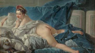 plongée dans la peinture du désir au XVIIIe siècle