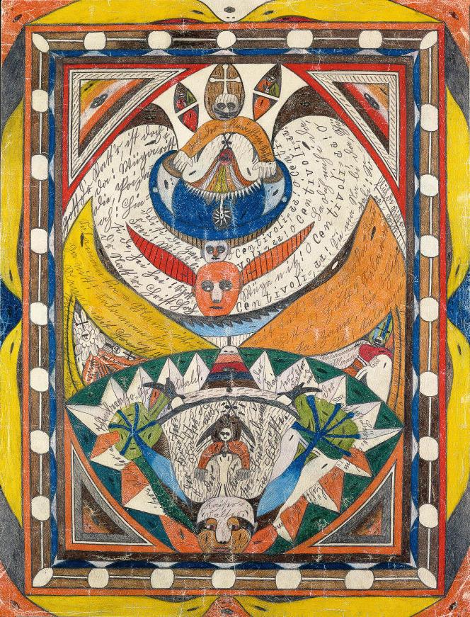La collection de Bruno Decharme, un trésor d'art brut