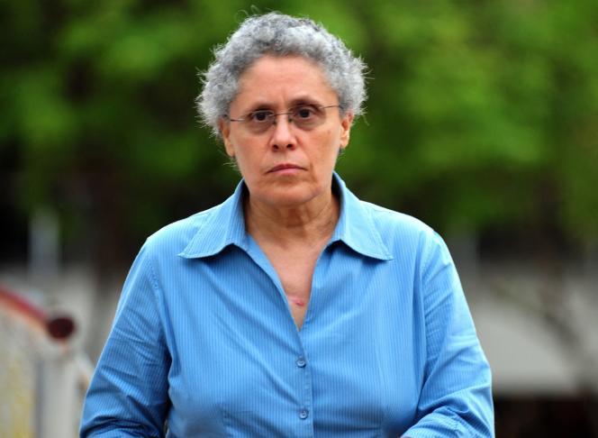 Dora Maria Tellez, ici en juillet 2012, fait partie des cinq personnes arrêtées par la police du Nicaragua, dimanche 13 juin.