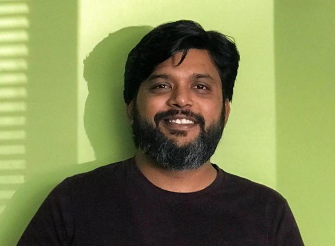 Le photojournaliste de l'agence de presse Reuters Danish Siddiqui à Kaboul, en Afghanistan, le 8 juillet 2021. Danish Siddiqui a été tué le 16 juillet.
