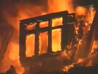 В ОВД под Петербургом сгорели важные документы
