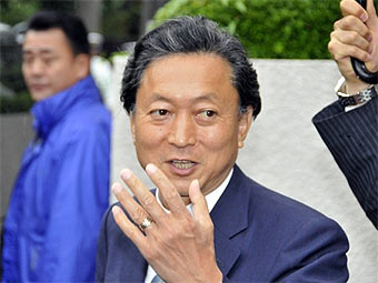 Юкио Хатояма. Фото ©AFP