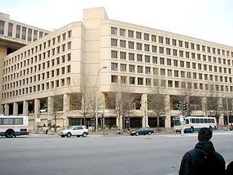 Штаб-квартира ФБР США. Фото с сайта washington.edu
