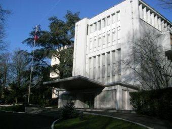 Посольство РФ в Бельгии. Фото с сайта belgium.mid.ru