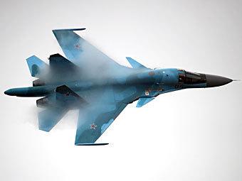 Су-34. Фото РИА Новости, Григорий Сысоев