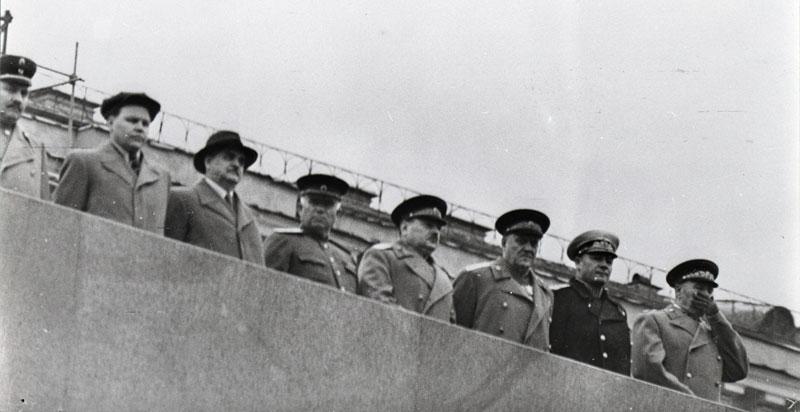 Выставка в Историческом музее - 'Парад Победы. 24 июня 1945 года'