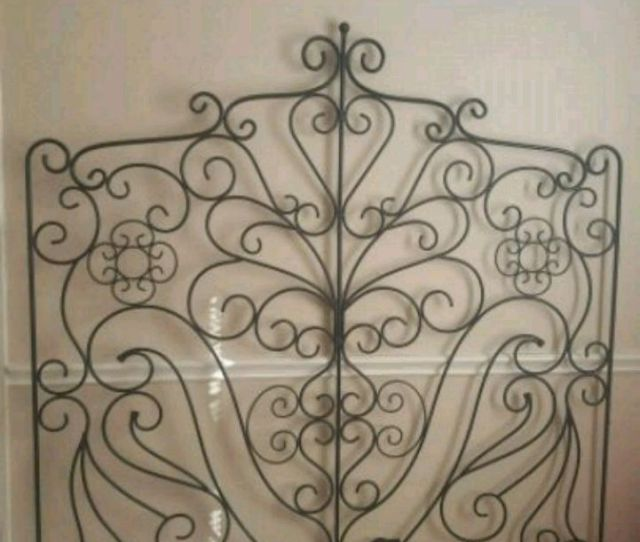 Used Wrought Iron Headboard For Sale In Fort Worth