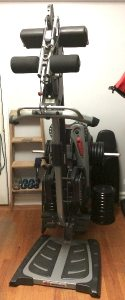 Used Bowflex Revolution Home Gym with ALL attachments   extra     Bowflex Revolution Home Gym with ALL attachments   extra accessories   LIKE  NEW