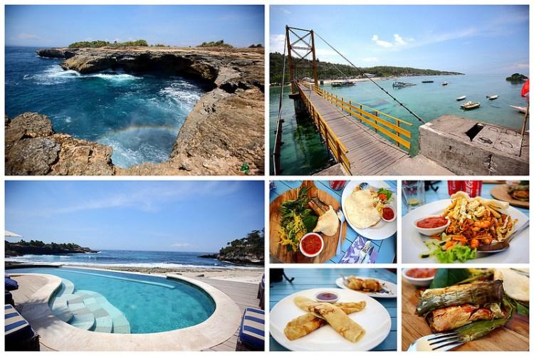 [峇里島]絕美!世界級的超夢幻浪漫景觀~!大海的眼淚+Dream Beach SANDY BAY