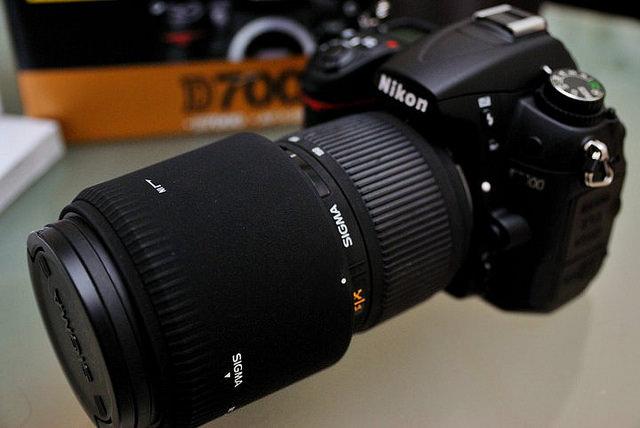 [3C家電]謝謝你~!這些年辛苦了~再見了….. Nikon