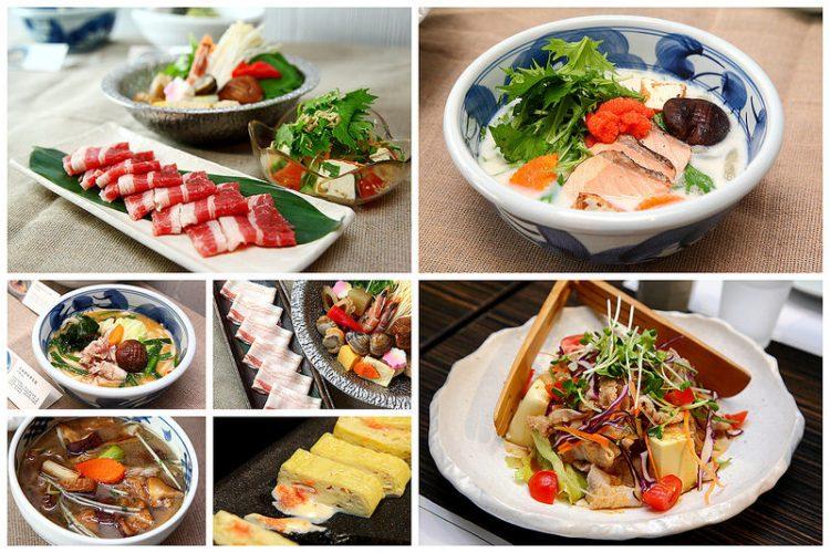 [台北大安]烏龍麵也能這樣吃!?創意湯頭大驚奇!~濱之屋日本烏龍麵鍋物料理餐廳