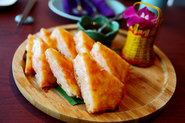 [台北大安]堅持傳統的好味道~!香米Home's泰國料理 (光復店)