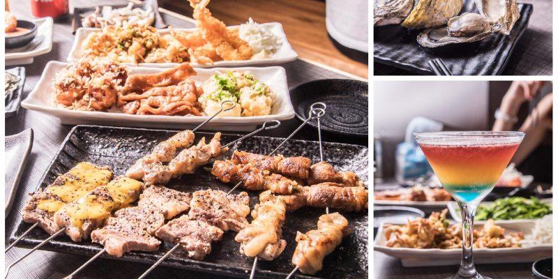 [台北萬華]西門町美食推薦,頂級食材平價消費!499串燒吃到飽!串燒殿-西門