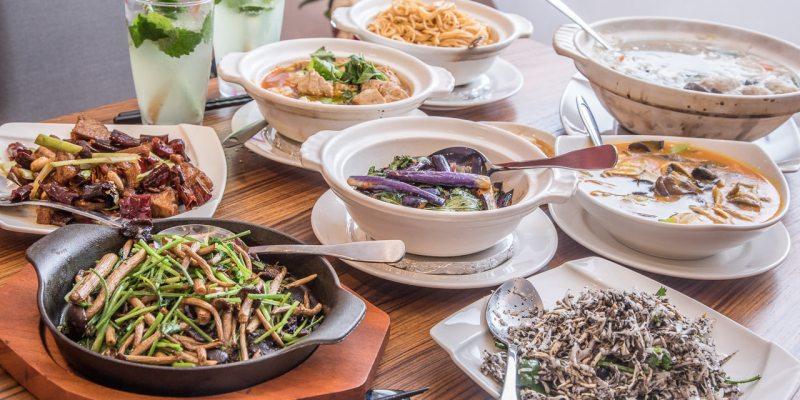 [台北中正]素食料理正夯,無肉新食尚!米其林必比登推薦唯一素食餐廳!祥和蔬食料理-慶城店