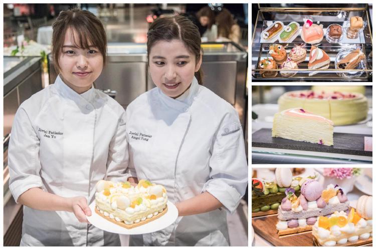 [台北中山]台北最強最奢華的甜點盛宴,12間國際精品甜點一次到位!麗晶甜點大道Regent Sweet Street