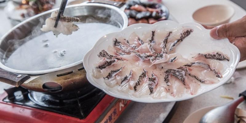 [基隆中正]基隆八斗子海鮮餐廳推薦,新鮮過魚市,便宜過超市!新環港海鮮餐廳(文末送四人套餐)